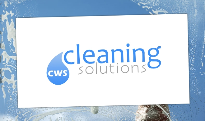 CWS Cleaning Solutions Logo
