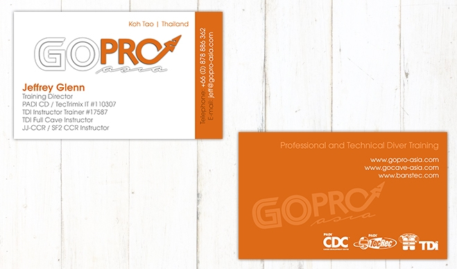 Go Pro Asia Card