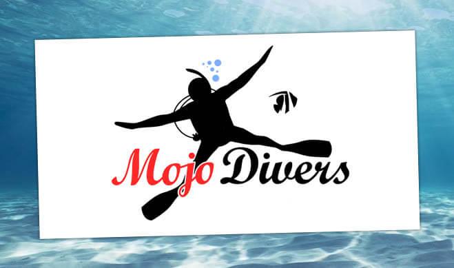 Mojo Divers Logo