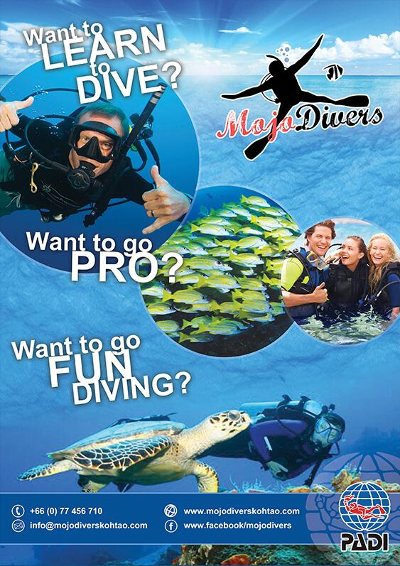Mojo Divers Poster