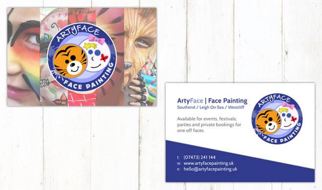 Artyface Card