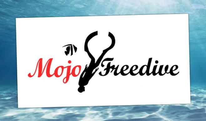 Mojo FreeDive Logo