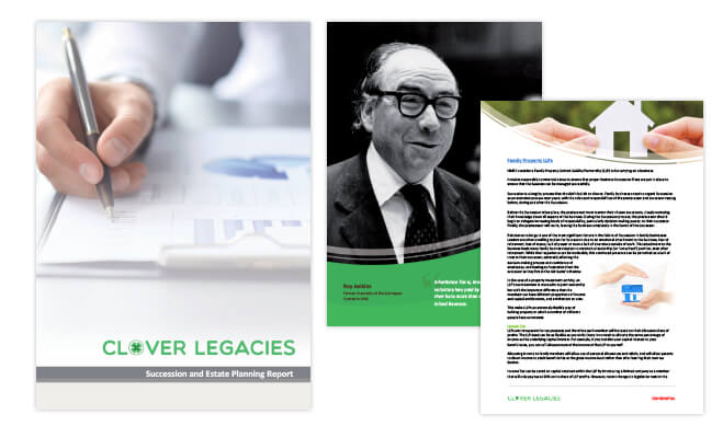Clover Legacies Brochure