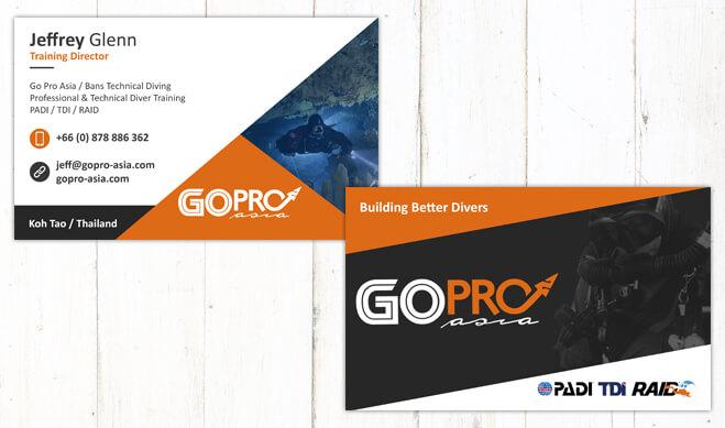 Go Pro Asia Card 2019