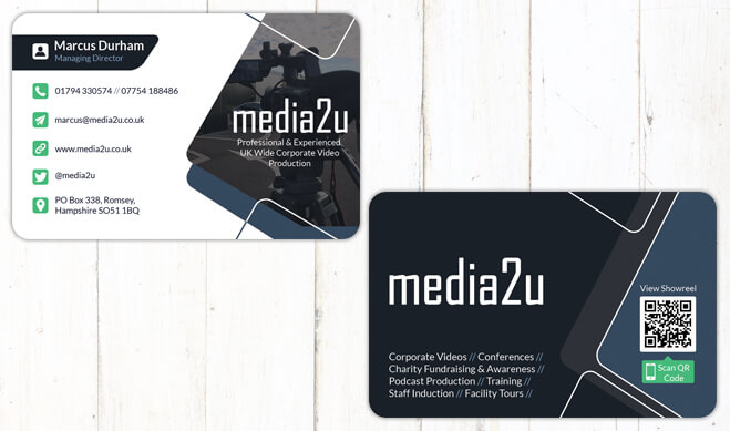 Media2u Card