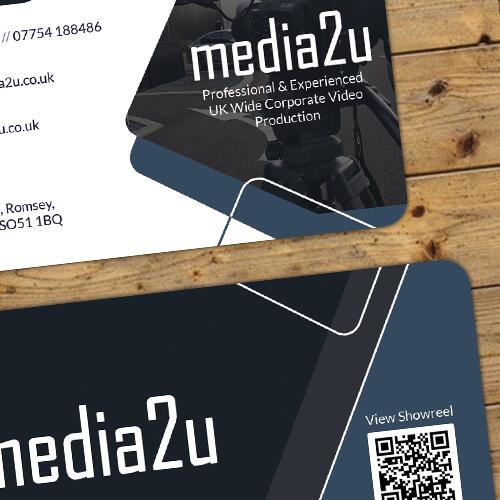 Media2u – Business Card